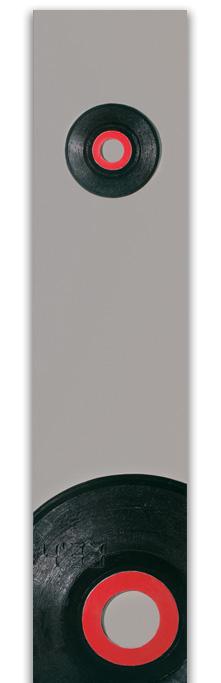 Vynil 4,33 - Navrhla PATRICE PALACIO | Kolekce luxusních-designových radiátorů