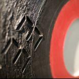 Luxusní designový radiátor Vynil 4,33 z Olycale kamene - detail