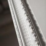 Luxusní designový radiátor Royal Sculpture z Olycale kamene - detail