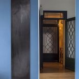 Elegantní kamenný radiátor Unis Patine Brut od výrobce Cinier