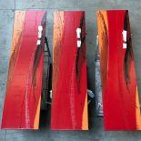 Elegantní kamenný radiátor Rosso od výrobce Cinier