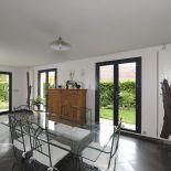 Luxusní designový radiátor Rosegrey z Olycale kamene - v interiéru