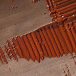 Luxusní designový radiátor Dockgranit z Olycale kamene - detail