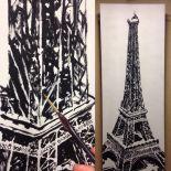 Luxusní designový radiátor Paris My Love z Olycale kamene - výroba