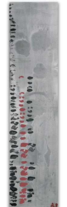 Beton 2 - Navrhl JOHANNE CINIER | Kolekce luxusních-designových radiátorů