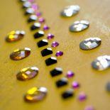 Luxusní designový radiátor Sparkling z Olycale kamene - detail