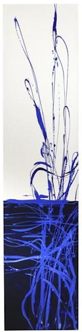 Blue Dune - Navrhl JOHANNE CINIER | Kolekce luxusních-designových radiátorů
