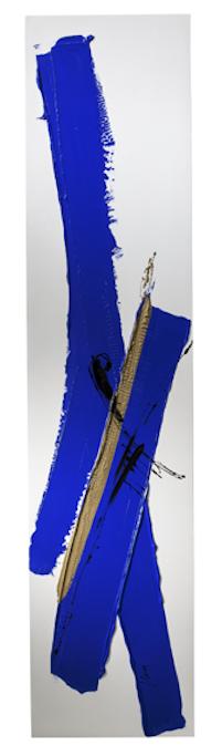 Blue Gold - Navrhl JOHANNE CINIER   Kolekce luxusních-designových radiátorů