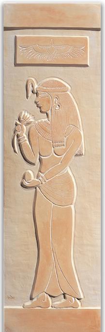 Egyptienne - Navrhl MICHEL CINIER | Kolekce luxusních-designových radiátorů