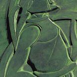 Luxusní designový radiátor Grec z Olycale kamene - detail