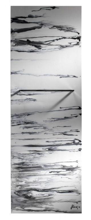 Marble Baron 130 - Navrhla JOHANNE CINIER | Kolekce luxusních-designových radiátorů