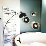 Luxusní kamenný držák na ručníky s radiátorem od výrobce Cinier