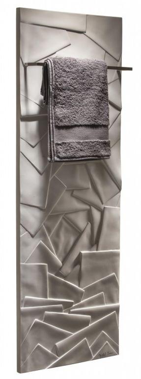Edo Bath - Navrhla JOHANNE CINIER | Kolekce luxusních-designových radiátorů