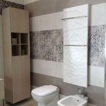 Luxusní designový sušič ručníků Edo Bath – 130 z Olycale kamene