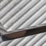 Luxusní designový sušič ručníků Ombres Bain – 130 z Olycale kamene