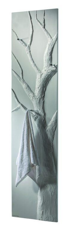 Arbre Bain - Navrhl MICHEL CINIER | Kolekce luxusních-designových radiátorů