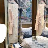 Elegantní radiátor s kombinací držáku na ručníky Arbre Bain od výrobce Cinier