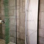 Designový radiátor s držákem ručníků Voile Epure
