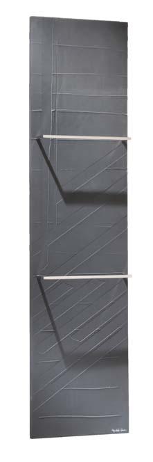 Ecume - Navrhl MICHEL CINIER | Kolekce luxusních-designových radiátorů