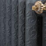 Luxusní retro radiátor Jovis z kvalitní slitiny