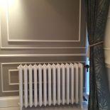 Luxusní retro radiátor Voltaire 75 z kvalitní slitiny