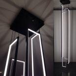 Luxusní designové stropní světlo Cascade De Mire