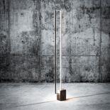 Luxusní designová stojací lampa Mire