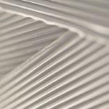 Luxusní designový radiátor ROC Plissé & ROC LED Plissé z Olycale kamene