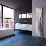 Luxusní designový sušič ručníků Oriental Bain z Olycale kamene